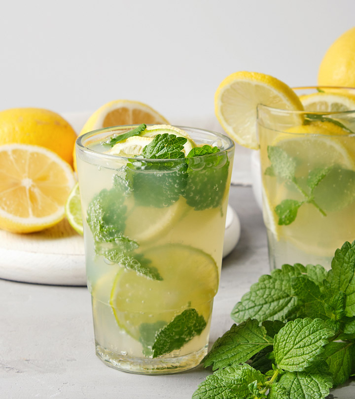 7 Possible Benefits Of Lemon Water Based On Scientific Evidence