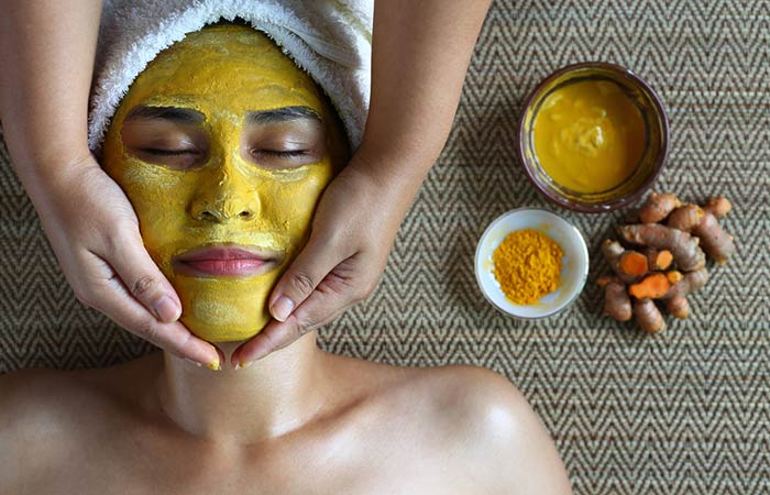 Turmeric for Acne - Besan And Turmeric
