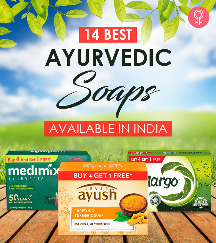 14 Best Ayurvedic Soaps Available In India – 2021
