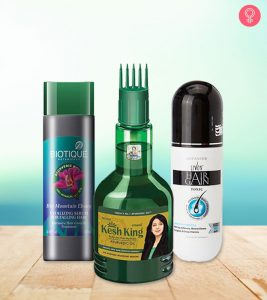 11 Best Hair Regrowth Products in 2020