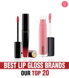 Best Lip Gloss Brands – Our Top 20