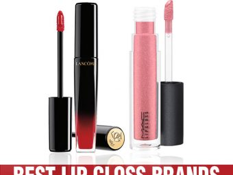 20 Best Lip Gloss Brands - Our Top Picks In 2021