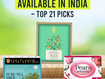 Best Soaps Available In India – Top 21 Picks