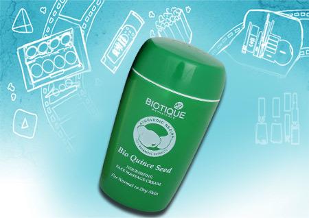 Biotique Bio Quince Seed Nourishing Face Massage Cream