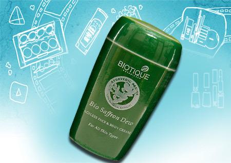Biotique Bio Saffron Dew