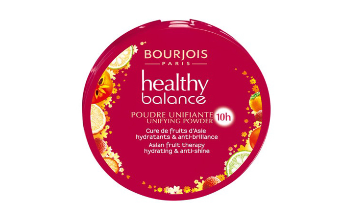 Bourjois Healthy Balance Unifying Powder - Best Compact in India