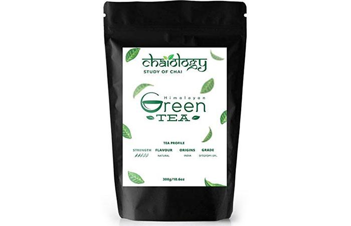 Chaiology Himalayan Loose Leaf Green Tea