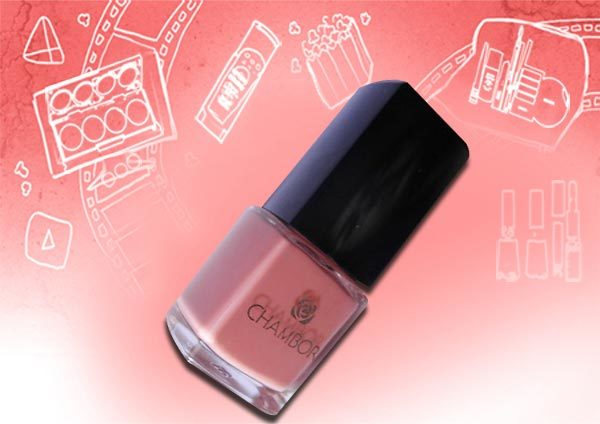 Chambor Nail Paint After Glow