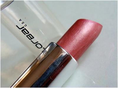 Colorbar Velvet Matte Lipstick in Peach Tango