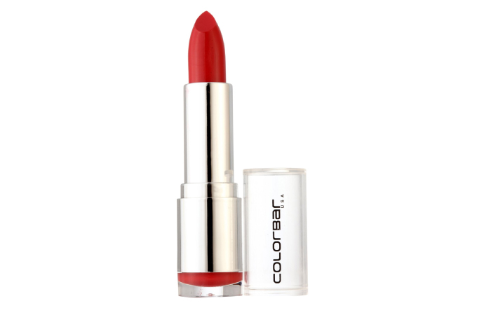 Best Coral Lipsticks - 8. Colorbar Velvet Matte Peach Crush