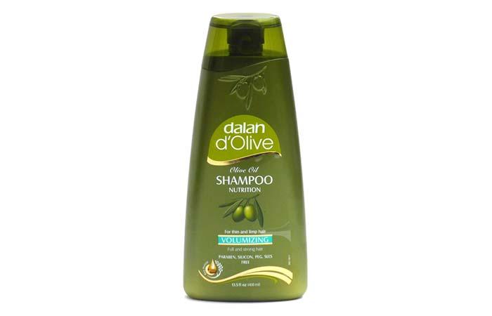 Dalan d'Olive Olive Oil Volumizing Shampoo