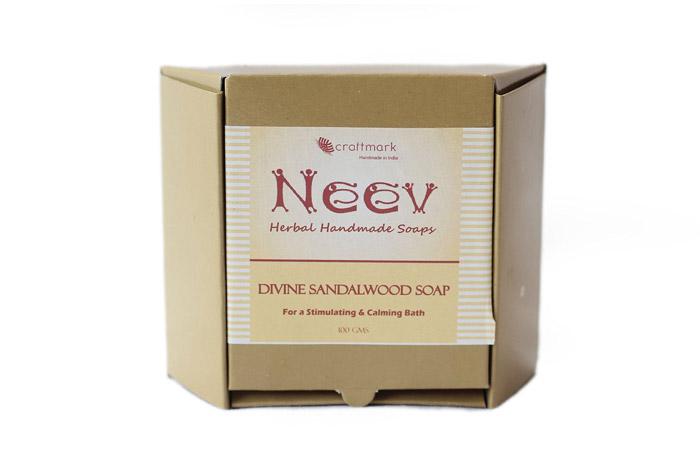 Divine Sandalwood Soap