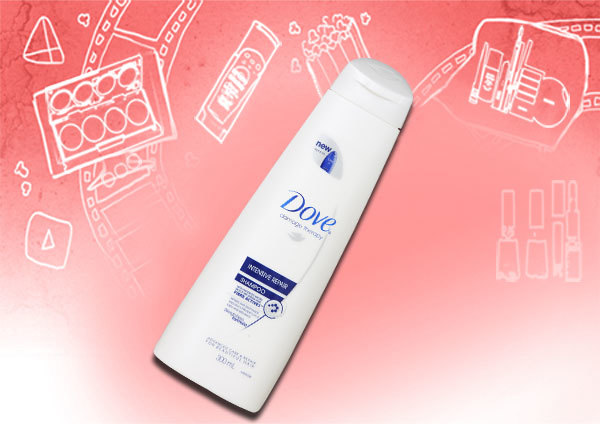 Dove Damage Solution Intense Repair Shampoo