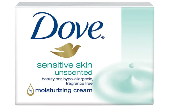 Dove Sensitive Skin Beauty Bar
