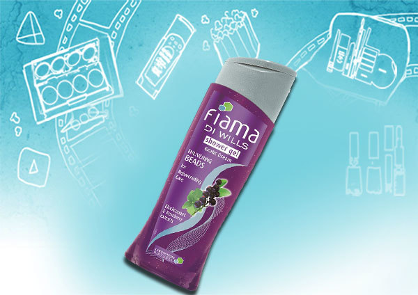 Fiama Di Wills Exotic Dream Shower Gel