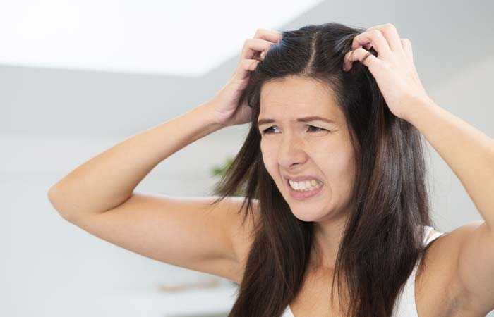 Fights Dandruff And Controls Hair Problems