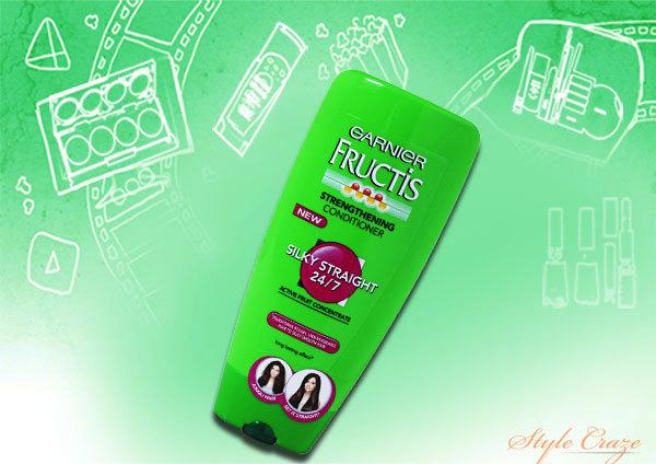 Garnier Fructis Silky Straight 247 Strengthening Conditioner