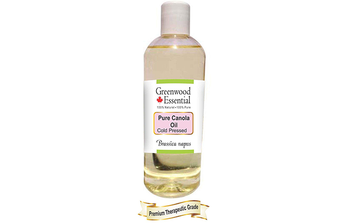 Greenwood Essential Pure Canola Oil