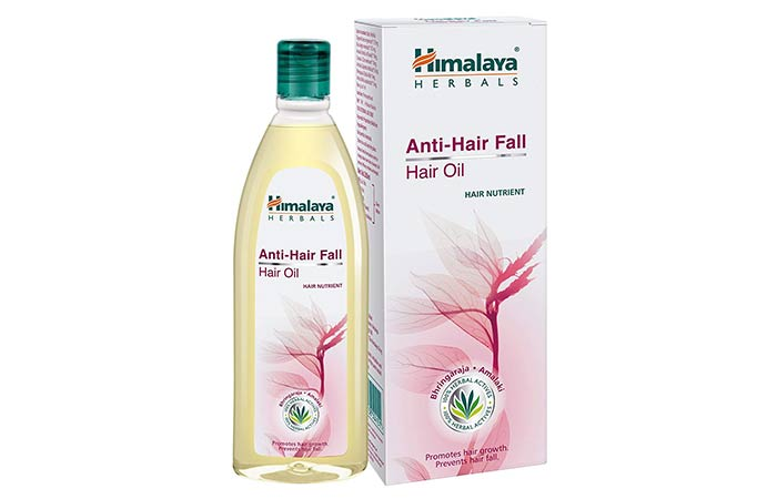 Himalaya Herbals Anti-Hair Fall Hair Oil - Hair Growth Oils