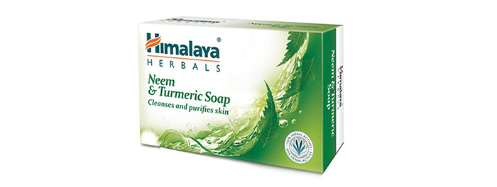 Himalaya Herbals Neem and Turmeric Soap