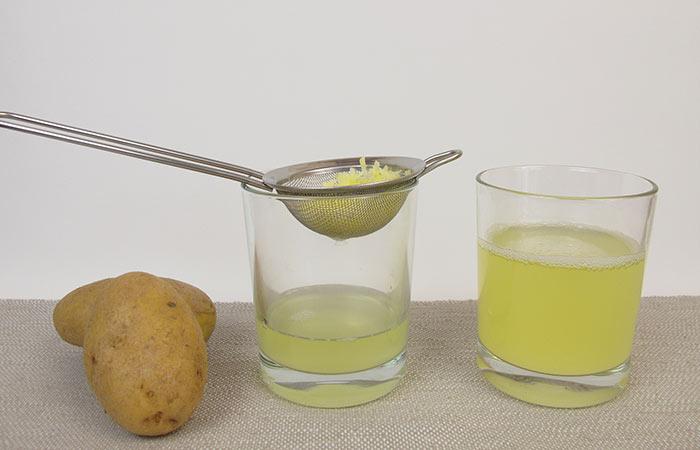 Potato Juice - How Do I Make This Juice