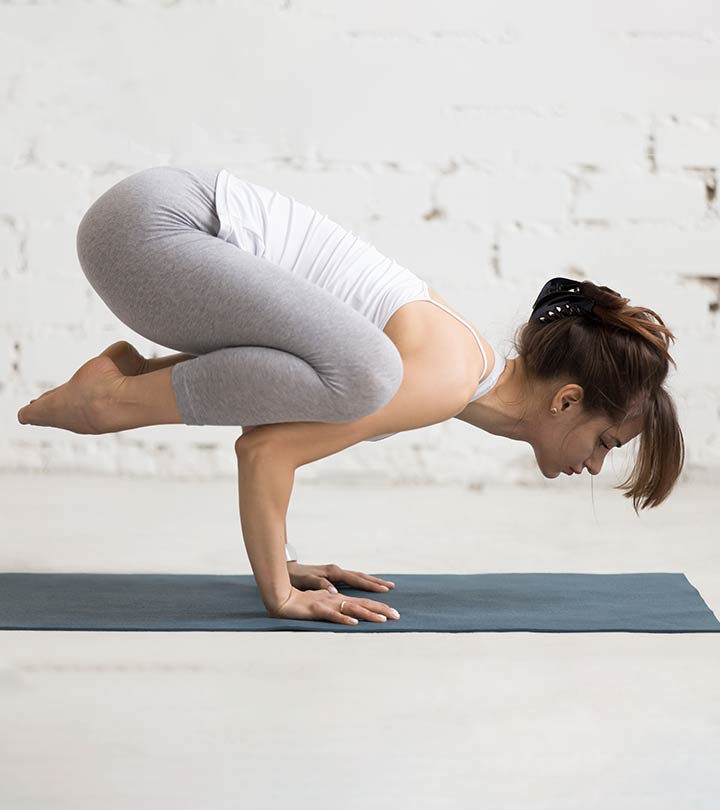How-To-Do-The-Crow-Pose-Bakasana-And-What-Are-Its-Benefits