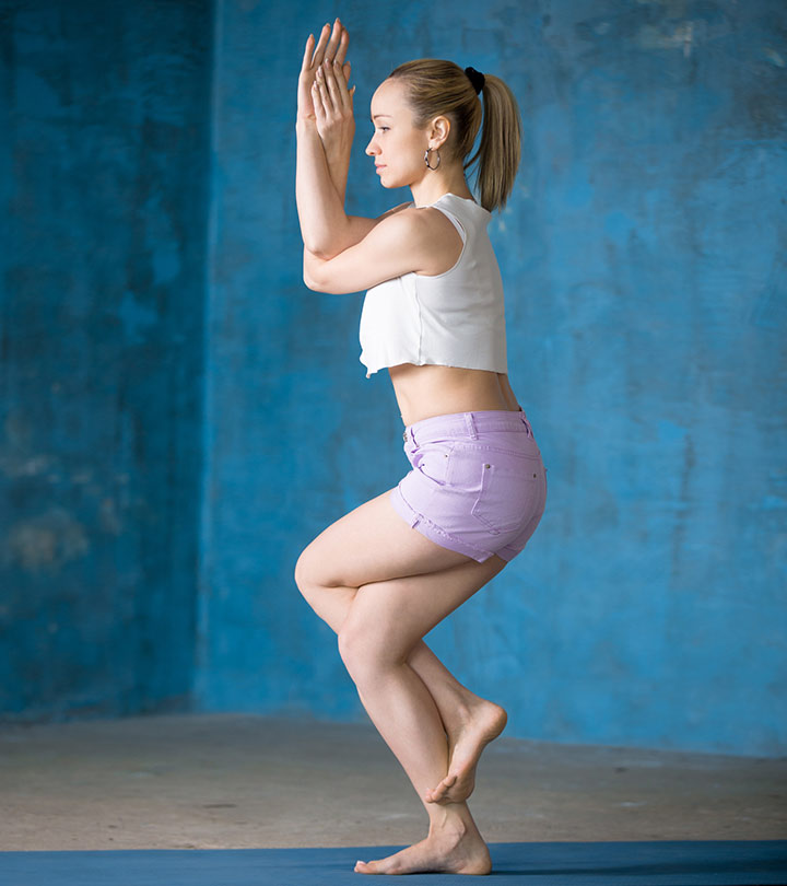 How To Do The Garudasana And What Are Its Benefits