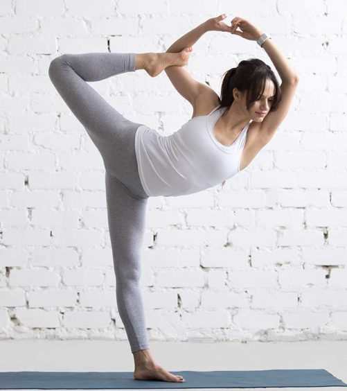 How To Do The Natarajasana And What Are Its Benefits