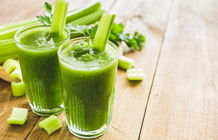 How To Make Celery Juice In Under 5 Minutes