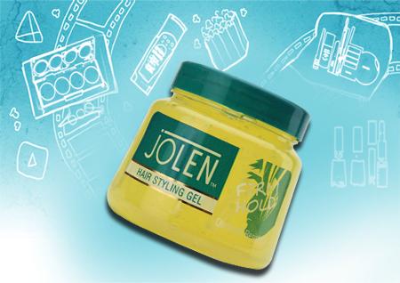 Jolen Hair Gel - Firm Hold