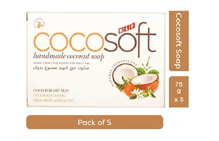 KLF Cocosoft Handmade Coconut Soap