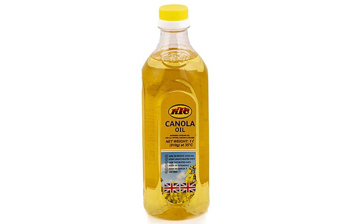 KTC Canola Oil