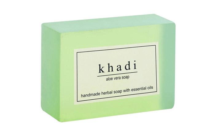 Khadi Aloe Vera Handmade Soap