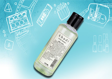 Khadi Herbal Hair Cleanser Aloe Vera
