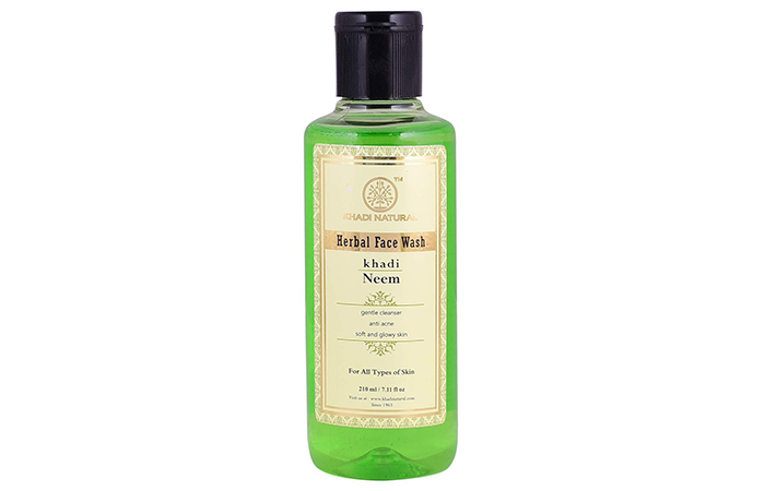 Khadi Natural Neem Face Wash