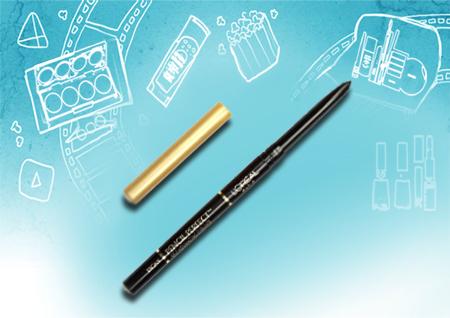 L'Oreal Paris карандаш идеальный подводка для глаз