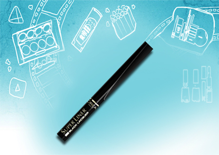 L'oreal Super Liner Liquid Eye Liner - Black Laquer