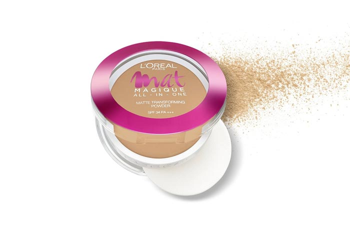 L'Oreal Paris MAT MAGIQUE All In One Matte Transforming Powder