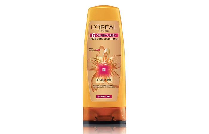 L'Oreal Paris 6 Oil Nourish Nourishing Conditioner