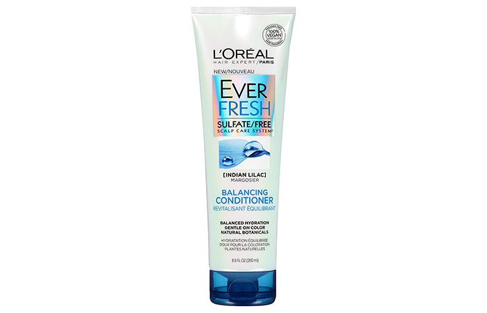 L'Oréal Paris Ever Fresh SulfateFree Balancing Conditioner