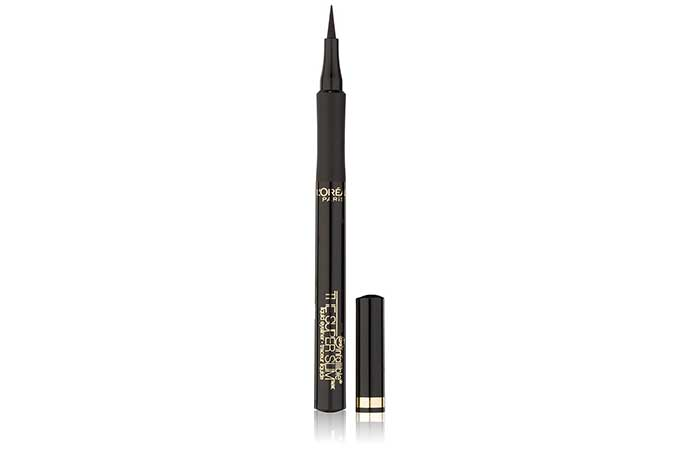L'Oreal Paris Infallible The Super Slim Eyeliner – Black Noir