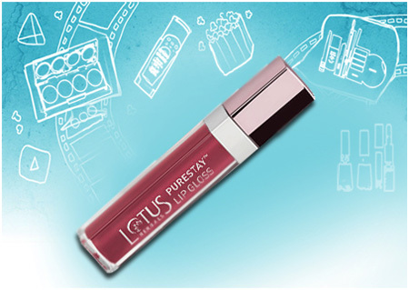 Lotus Lip Gloss