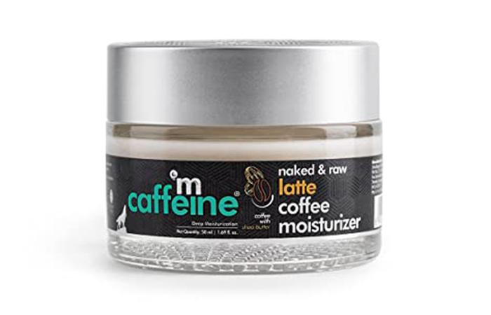 MCaffeine Latte Coffee Moisturizer