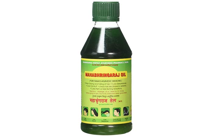Mahabhringraj Ayurvedic Medicinal Oil - Hair Growth Oils