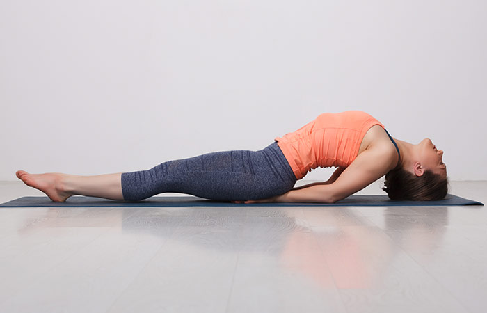 Matsyasana - Yoga for Weight Loss