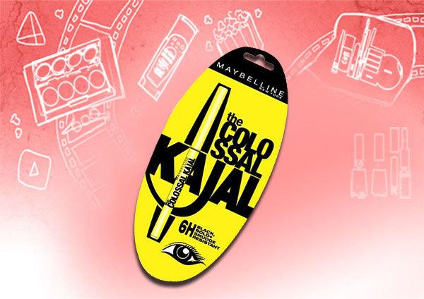 Maybelline Colossol Kajal