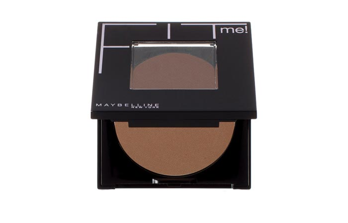 Maybelline Fit Me Pressed Powder: