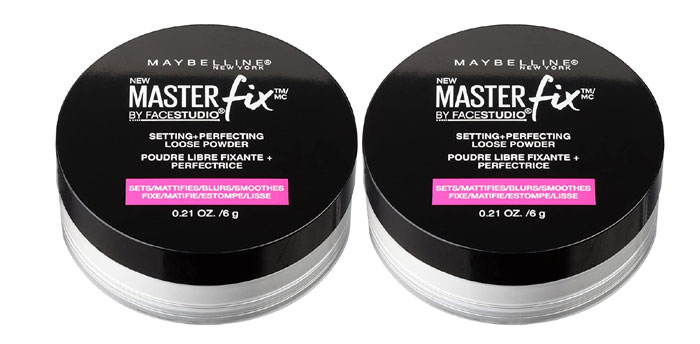 Maybelline Master Fix By Face Studio Setting Perfecting Loose Powder