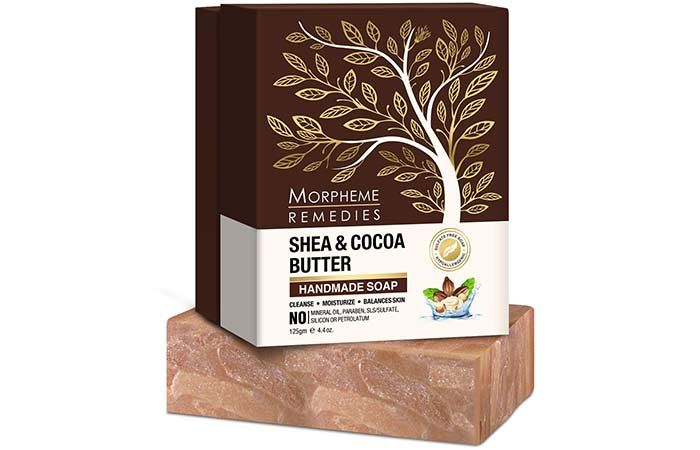 Morpheme-Remedies-Shea-&-Cocoa-Butter-Handmade-Soap