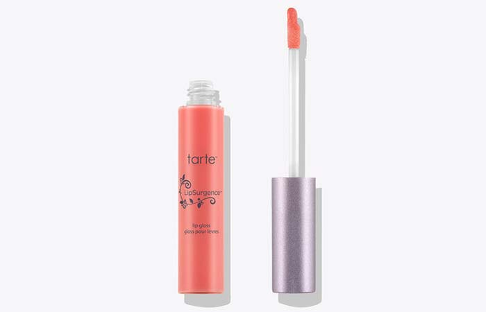 Best Lip Gloss Brands - Must Try Tarte LipSurgence Lip Gloss